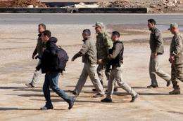Genelkurmay Başkanı Akar birlikleri denetledi
