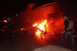 Suriye sınırında patlama: Ölü ve yaralılar var