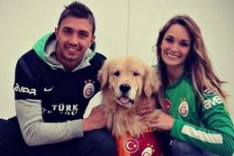 Muslera'nın eşinden Galatasaray taraftarını üzen paylaşım