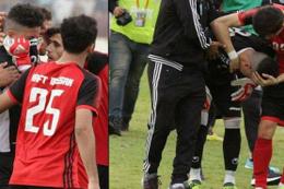 Maçtan bir gün önce oğlunu kaybetti gözyaşlarını tutamadı!