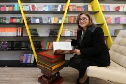 Eğitime büyük destek AVM yıkıp kitap kafe yaptı