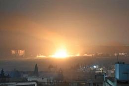 Türkiye Afrin'de Şii milisleri bombaladı