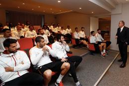 Galatasaray'da sözleşmesi bitecek futbolcular