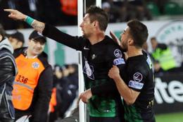 Akhisarspor Konyaspor maçı golleri ve özeti