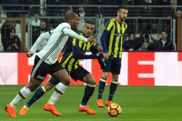 Beşiktaş Fenerbahçe derbi maçı geniş özeti ve golleri