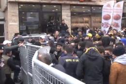 Fenerbahçe taraftarları derbi için Vodafone Park'a geldi!