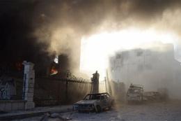 Esed rejimi ateşkese rağmen kimyasal silahla vurdu!