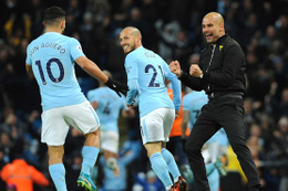 Kupada şampiyon Manchester City