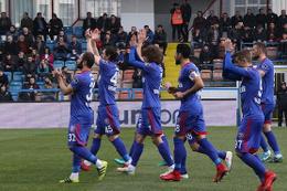 Karabükspor Alanyaspor'u yendi! Kritik galibiyet
