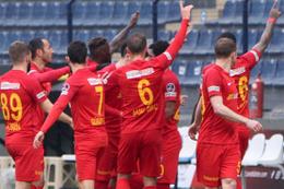 Osmanlıspor  Kayserispor maçı özeti ve sonucu