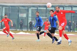 Van Belediyespor'dan Kayseri Erciyes'e 10 gol