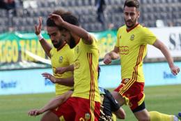 Yeni Malatyaspor'da Chebake'ye para cezası