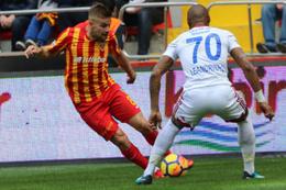 Kayserispor Karabükspor maçı golleri ve özeti