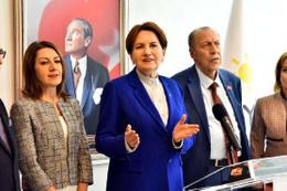 Meral Akşener'den Erdoğan'a anket çağrısı!