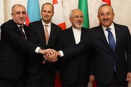 Türkiye, Azerbaycan, Gürcistan ve İran anlaştı: Koridor kuruluyor!