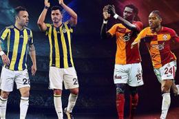 Fenerbahçe - Galatasaray derbi maçı ne zaman saat kaçta hangi kanalda?