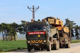 'Zeytin Dalı' için takviye birlikler sevk edildi
