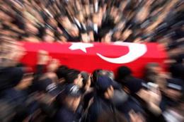 Afrin'den acı haber! Binbaşı şehit oldu