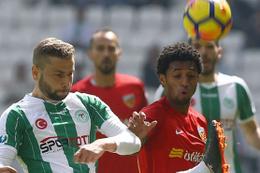 Konyaspor Kayserispor maçı golleri ve özeti