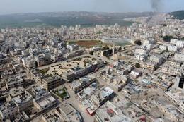 Afrin'de dikkat çeken kare! İşte Mehmetçik farkı