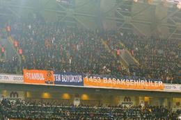 Fatih Terim Stadı'nda çalınan müzik isyan ettirdi