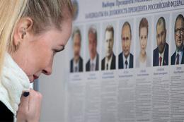 Rusya'da seçimin galibi belli oldu! Vladimir Putin'den...