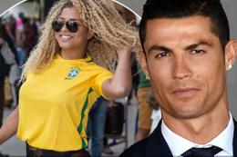 Seksi güzel yıldız futbolcuya hakaret davası açıyor