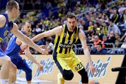 Fenerbahçe Doğuş Maccabi Fox'u rahat geçti