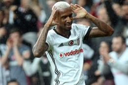 Beşiktaş'tan Anderson Talisca'ya rest!