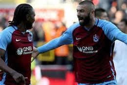 Trabzonspor'da forvetler bu sezon daha golcü