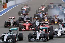 Formula 1'de perde açılıyor