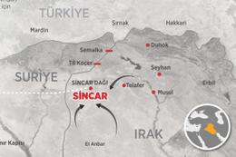 PKK tırstı! Kürt sitesi duyurdu Sincar ile ilgili bomba haber