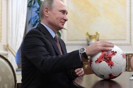 FIFA Dünya Kupası öncesi Rusya'ya soruşturma açtı