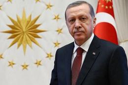 Cumhurbaşkanı Erdoğan'dan şampiyon sporcuya kutlama