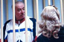 Eski Rus casus ve kızı zehirlenmiş