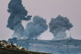 BM'den Afrin açıklaması: Siviller engelleniyor