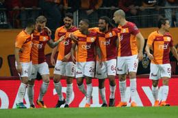 Galatasaray Trabzonspor'u da yaktı