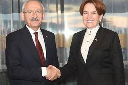 Kılıçdaroğlu ile Akşener'in gizli görüşmesi ifşa oldu! İttifak anlaşması