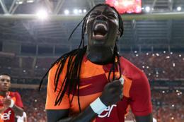 Bafetimbi Gomis için kaldı bir gol