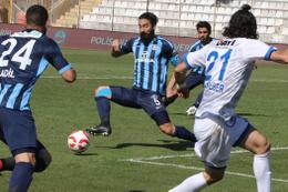 Gol düellosunu BB Erzurumspor kazandı