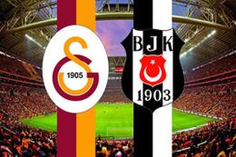 Galatasaray-Beşiktaş derbisinin İddaa oranları açıklandı