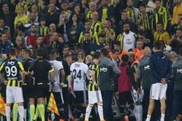 Olaylı Fenerbahçe-Beşiktaş derbisi ile ilgili flaş gelişme!