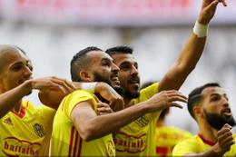 Yeni Malatyasporlu futbolcular galibiyete odaklandı