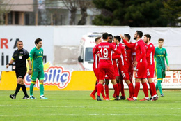 Boluspor Süper Lig'e odaklandı