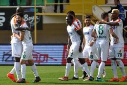 Alanyaspor Akhisarspor maçı golleri ve özeti