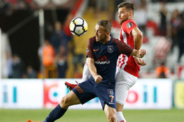 Antalyaspor - Medipol Başakşehir maçı sonucu ve özeti