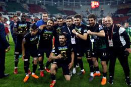 10 Yıl önce 3. Lig'de olan Akhisarspor'un muhteşem başarı öyküsü