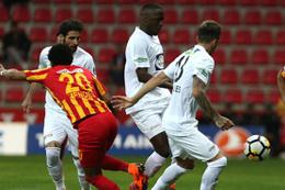 Akhisarspor kazandı Osmanlı küme düştü