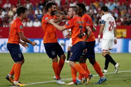 Başakşehir Kasımpaşa maçının sonucu ve golleri