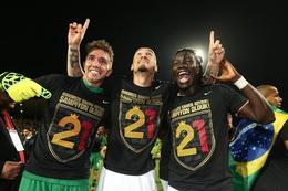 Galatasaray'ın şampiyonluk tişörtüne bakın